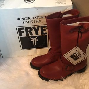 Frye Boot Engineer